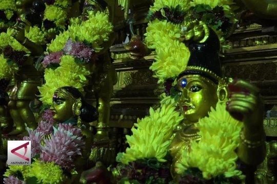 Ratusan Umat Hindu Kota Medan hadiri ritual Thaipusam