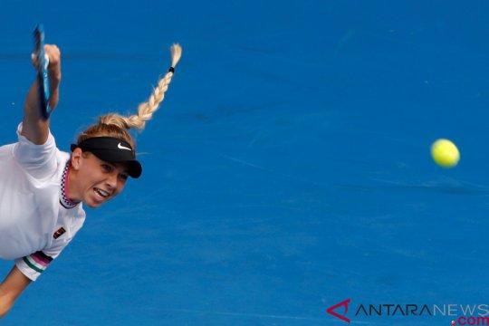 Petenis muda AS Anisimova singkirkan unggulan ke-11 Sabalenka