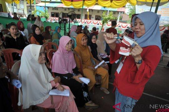 PDGI: kondisi kesehatan gigi-mulut penduduk Indonesia menurun