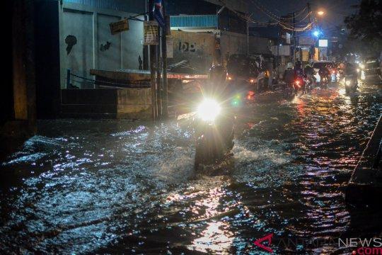 Sejumlah wilayah di Sukabumi terendam banjir