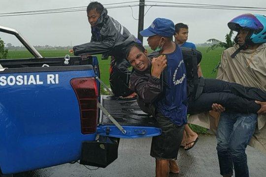 Kemensos kirimkan bantuan logistik untuk pengungsi banjir Sulsel