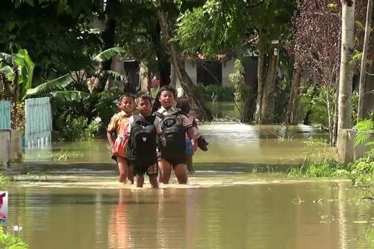 Banjir landa Pekalongan