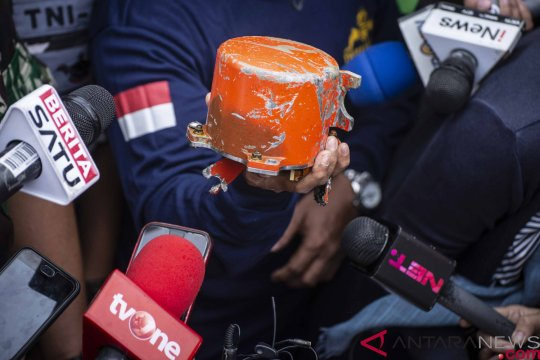 Lion Air serahkan kantong jenazah korban JT 610 ke polisi