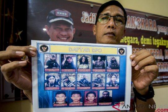 Satgas Tinombala buru 14 anggota Mujahidin Indonesia Timur