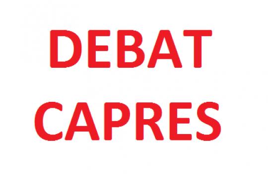 Pengamat: Debat Capres terkesan seperti lomba debat