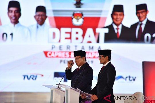 Prabowo: terorisme dikirim dari negara lain