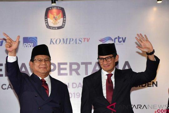 BPN Prabowo-Sandi berharap debat berlangsung seru