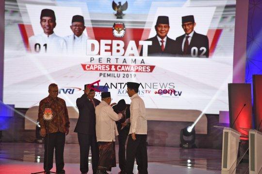 Prabowo-Sandiaga ingin menyelesaikan masalah hukum dari muaranya