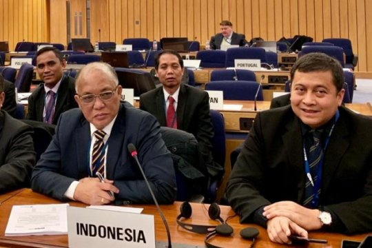 Indonesia negara kepulauan pertama miliki bagan pemisahan air laut
