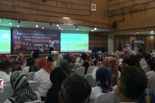 Pemkot Bandung imbau sekolah bersih-bersih