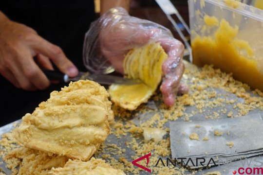 Festival kuliner Glodok, dari Kopi Tak Kie sampai Bakmie Amoy