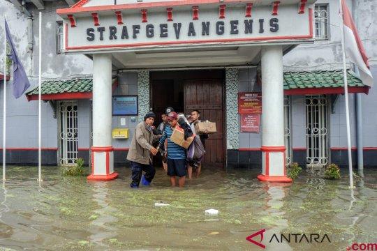 Kemenkumham evaluasi kondisi Lapas Kota Pekalongan