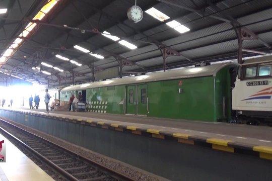 KAI Cirebon catat ada kenaikan penumpang 20% selama Nataru