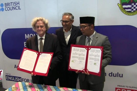 Pemprov siapkan West Java Resilience Culture Blueprint