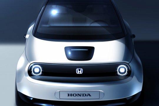 Honda e Prototype akan debut di Geneva, begini spesifikasinya