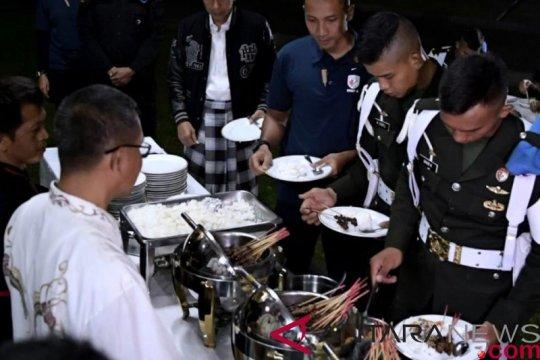 Presiden Jokowi sambut 2019 dengan optimisme