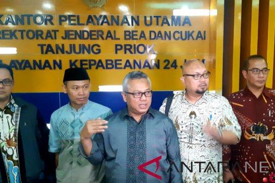 KPU laporkan penyebar hoaks tujuh kontainer surat suara tercoblos ke polisi