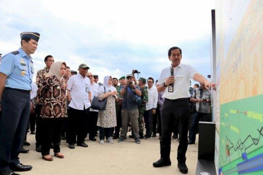 AP II lanjutkan pengembangan Bandara Jenderal Besar Soedirman