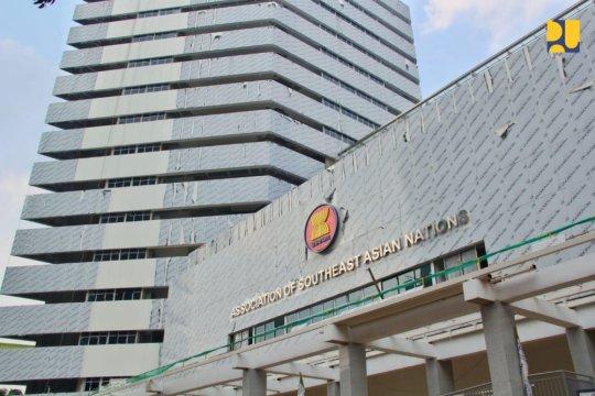 Gedung baru Sekretariat ASEAN ditargetkan selesai Maret