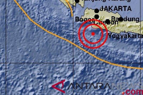 Gempa Sukabumi dirasakan sampai ke Kota Bandung