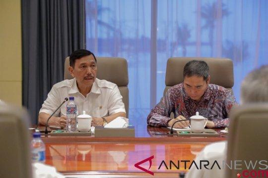 Kepada investor asing, Luhut: Pengembangan kawasan industri harus gandeng lokal