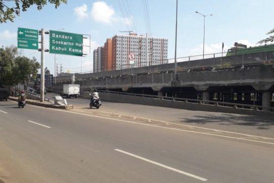 Jembatan layang Cengkareng B kembali beroperasi pascaperbaikan