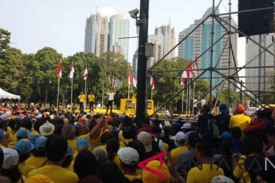 Jokowi: jadi pemimpin negara harus miliki pengalaman
