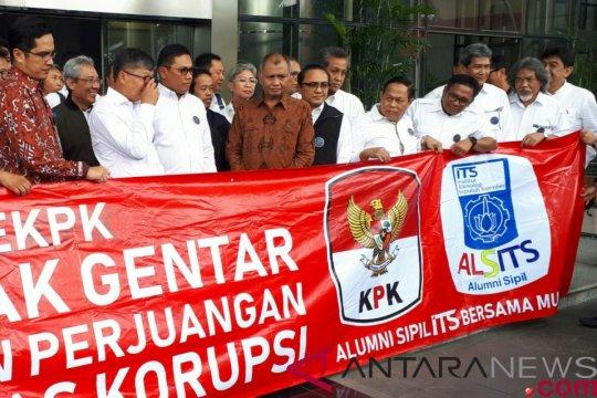 Lima pernyataan sikap alumni ITS soal teror pimpinan KPK