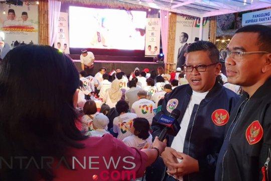 "Hasto: Prabowo blunder sebut Presiden ""Chief of Law Enforcement"""