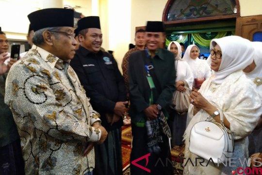 Ketua Umum PBNU ajak masyarakat Boyolali doakan Jokowi