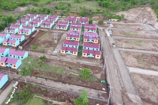 Kementerian PUPR bangun 218 rumah untuk korban banjir di Bima