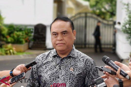 Presiden Jokowi bahas perubahan struktur Kemenhan