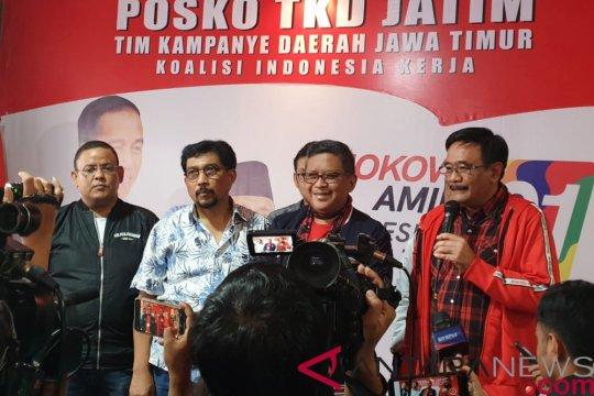 Djarot gelorakan semangat TKD menangkan Jokowi-Ma'ruf
