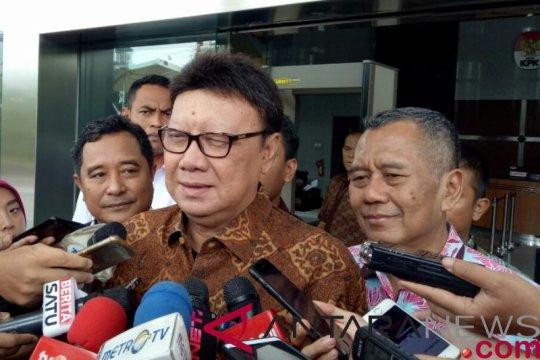 Tjahjo Kumolo bilang kebocoran anggaran tidak mungkin capai Rp500 triliun