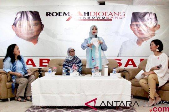 """Nur Asia Uno ajak keluarga Indonesia perangi """"stunting"""" dengan gizi seimbang"""