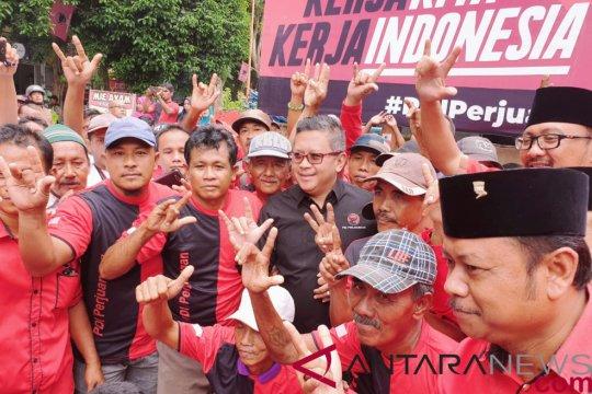 Partai politik anggota KIK konsolidasi pemenangan Jokowi-Ma'ruf Amin di Jawa Timur