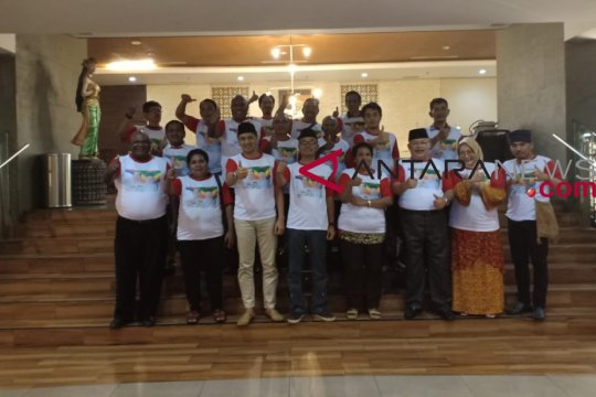 Kepala suku Papua Barat akan menemui Presiden Jokowi pertengahan Februari
