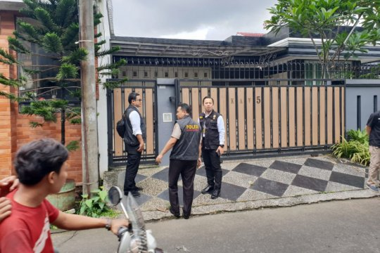 Satgas Antimafia Bola segel kantor Liga Indonesia