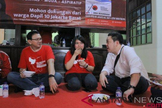 Ahok berharap PDI Perjuangan menangi Pemilu 2019