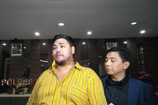 Tes urine Ivan Gunawan negatif narkoba