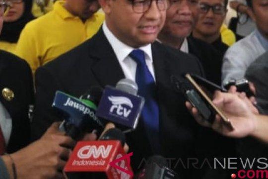 Anies Baswedan harap uji kelayakan dan kepatutan calon wakil gubernur dilaksanakan Januari