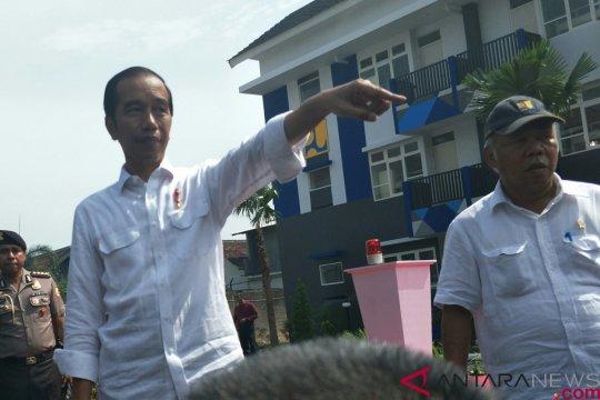 Presiden Jokowi resmikan rusunawa, masyarakat Jatim dinilai siap tinggal di rusun