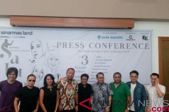 Erwin Gutawa gelar konser penghormatan untuk tiga komposer wanita