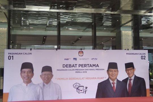 TKN Jokowi-Ma'ruf selenggarakan nonton bareng debat capres di berbagai daerah