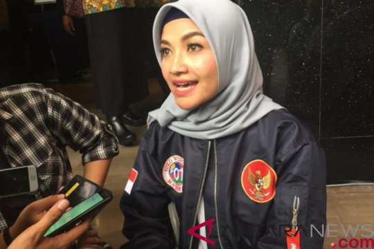 Tina Talisa: Jokowi-Ma'ruf sudah mantap untuk debat