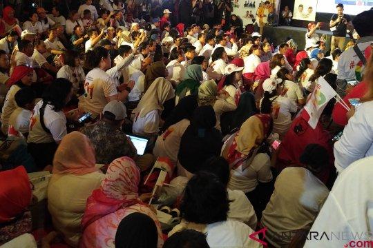 Sekjen parpol pendukung Jokowi berkumpul di Rumah Aspirasi