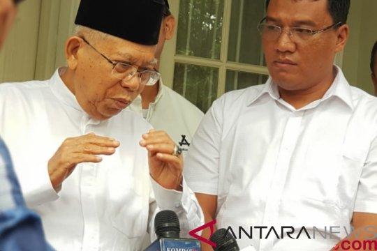 Ini sebab KH Ma'ruf Amin lebih banyak diam dalam debat