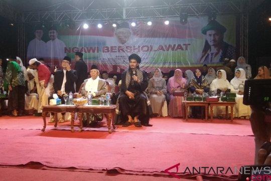 KH Ma'ruf Amin tentang Jokowi tidak cinta ulama