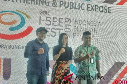 I See Fest 2019, Festival outdoor pertama di Indonesia