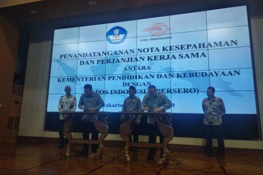 Pos Indonesia gratiskan pengiriman buku ke seluruh Indonesia
